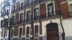 Madrid, Calle Monte Esquinza