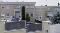 Puerta de Hierro, Madrid, Calle Somontes